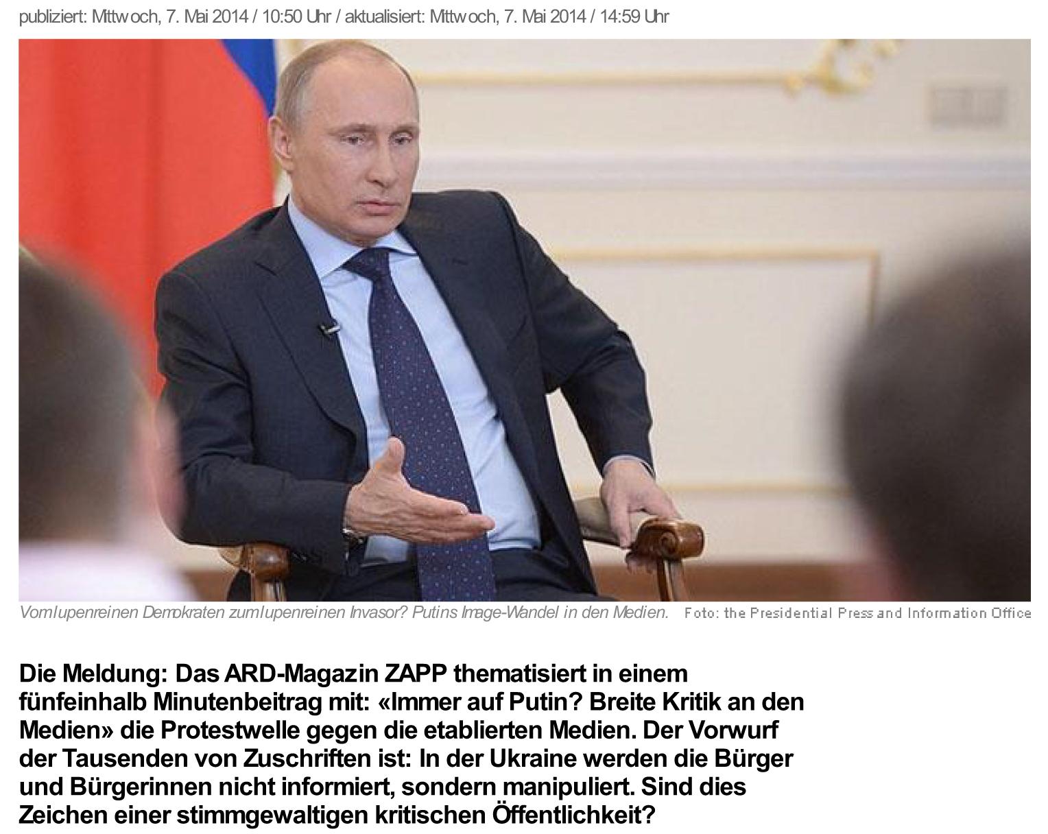 news.ch - Lügen haben wahre Beine.. Von Regula Stämpfli - Dsch