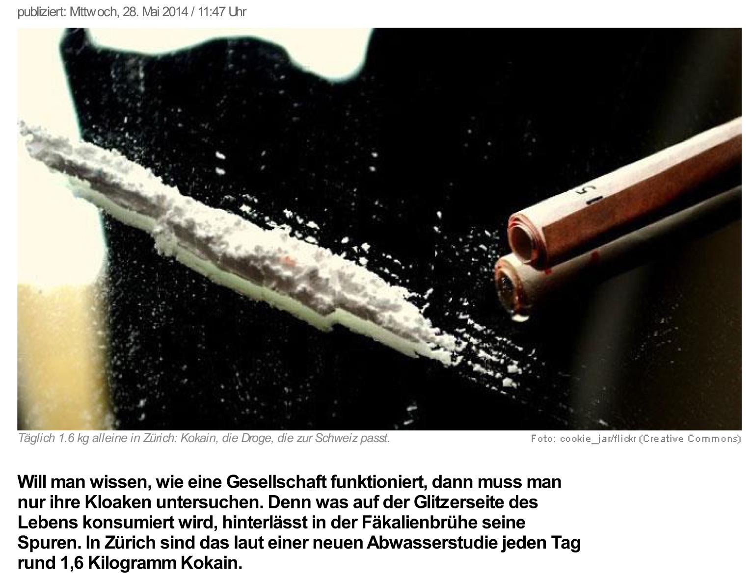 news.ch - Jeder Goldküste ihr Pülverchen . Von Regula Stämpfl