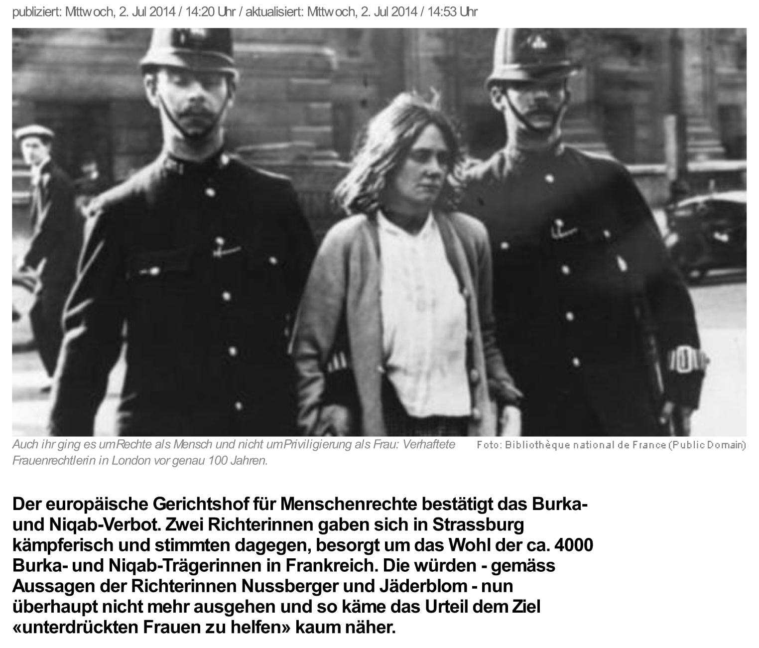 news.ch - (Un)Sichtbarkeit von Frauen. Von Regula Stämpfli - Ds