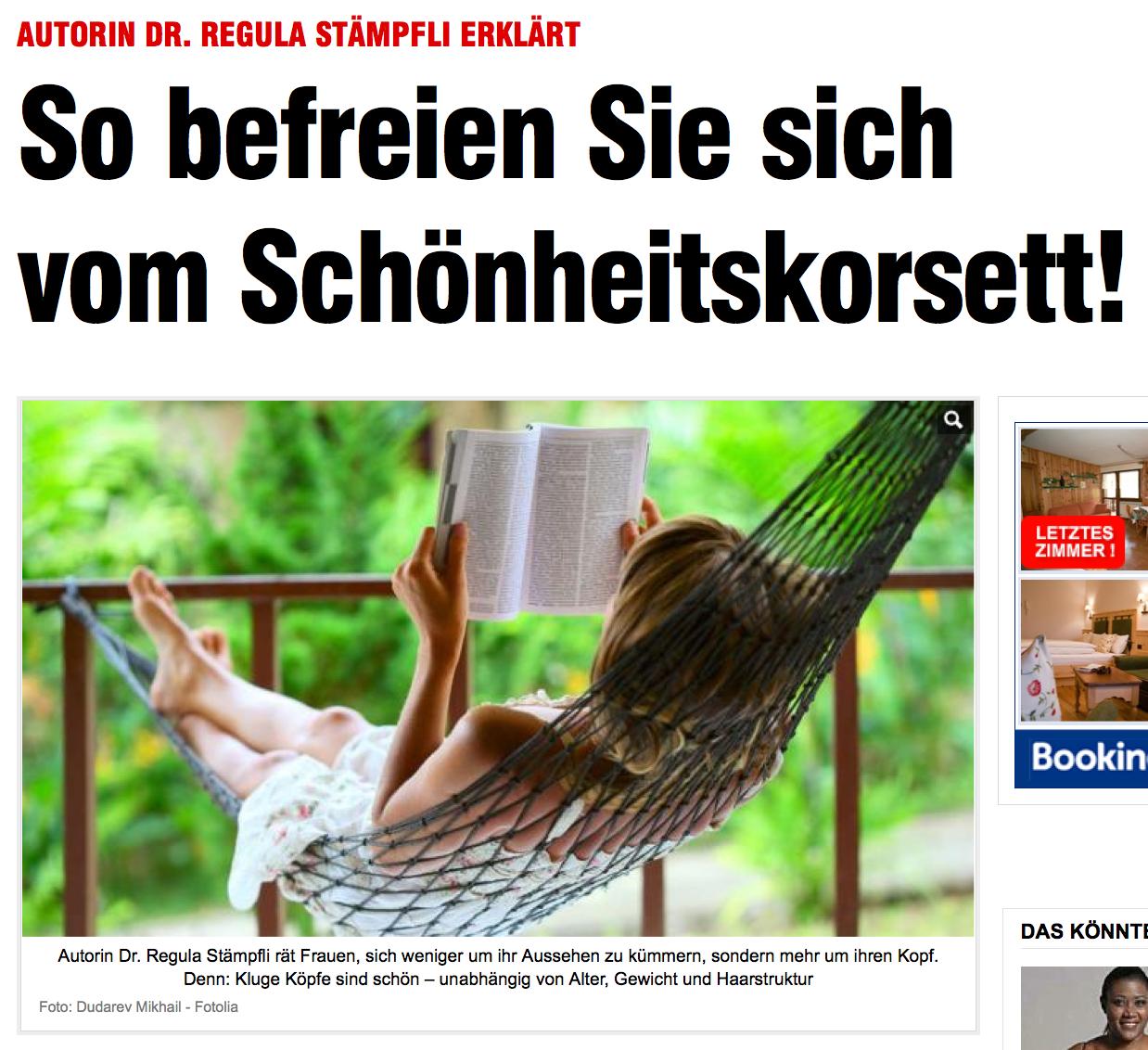 Bildzeitung - Lieber ich