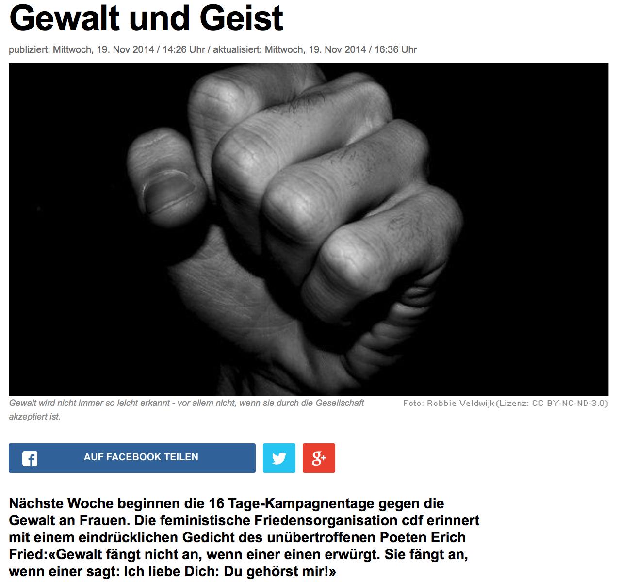News 19.11.2014